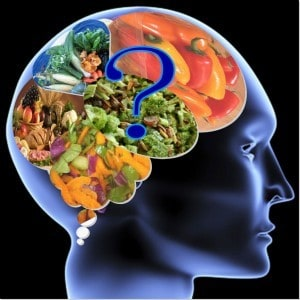 train our brain for healthy foods