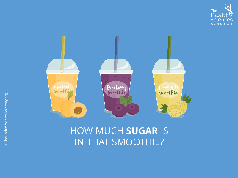 How Much Sugar Is In That Smoothie?