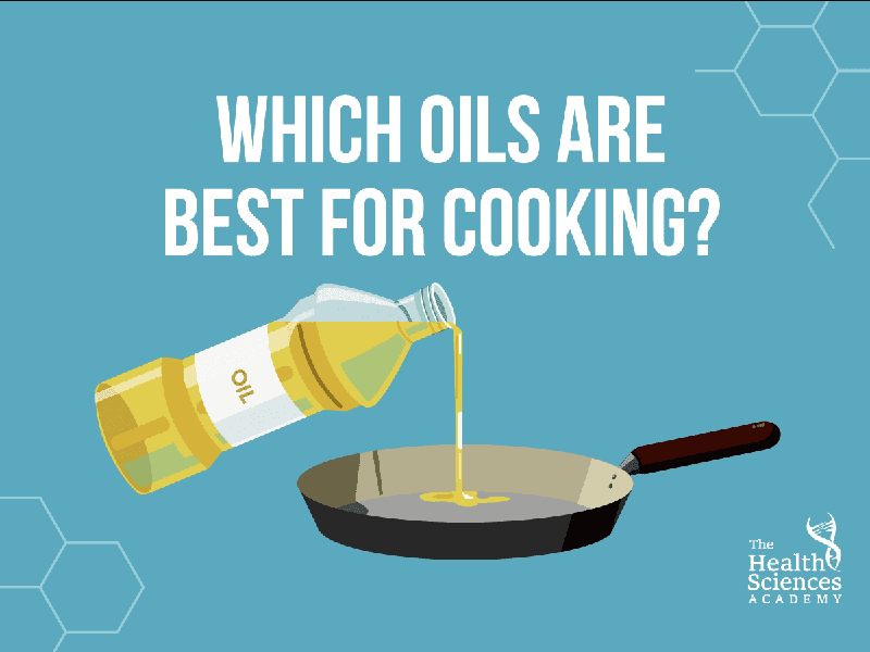 oils for cooking